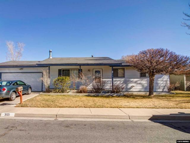 3101 Wingate Way, Carson City, NV 89706 (MLS #180002191) :: Joseph Wieczorek | Dickson Realty