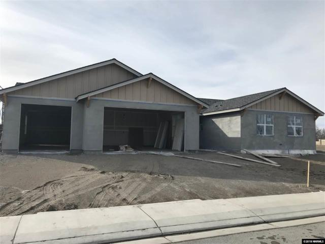 944 Brigit, Fernley, NV 89408 (MLS #180002192) :: Mike and Alena Smith | RE/MAX Realty Affiliates Reno