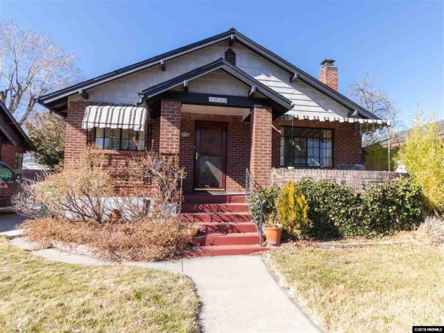 1019 S Arlington, Reno, NV 89509 (MLS #180002199) :: Marshall Realty