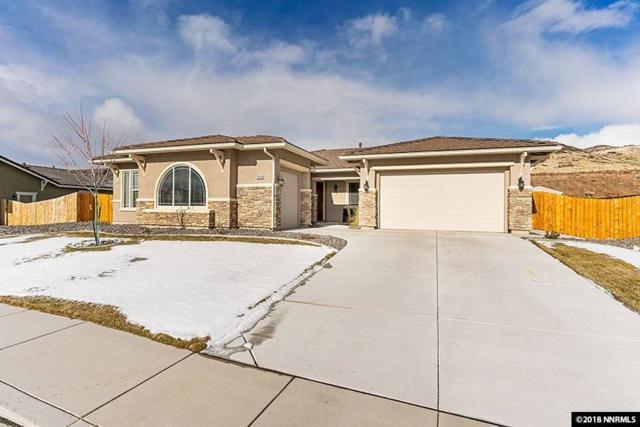 7529 Orange Plains Drive, Sparks, NV 89436 (MLS #180002211) :: Joshua Fink Group
