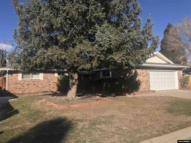 2608 Lewis Drive, Carson City, NV 89701 (MLS #180002214) :: Marshall Realty