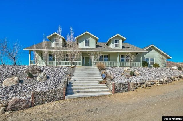 13220 Seneca Road, Stagecoach, NV 89429 (MLS #180002222) :: Marshall Realty