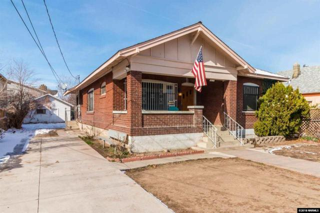 413 14th St, Sparks, NV 89431 (MLS #180002248) :: RE/MAX Realty Affiliates