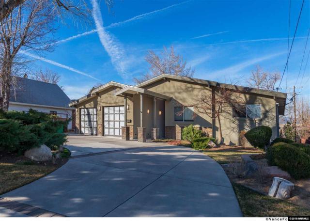 1255 Marsh Avenue, Reno, NV 89509 (MLS #180002250) :: Marshall Realty