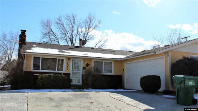2240 W 7th Street, Reno, NV 89503 (MLS #180002260) :: Marshall Realty