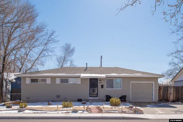 29 E Devere Way, Sparks, NV 89431 (MLS #180002262) :: Marshall Realty