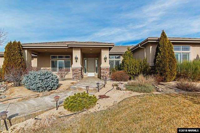 305 Mystic Mountain Drive, Sparks, NV 89441 (MLS #180002279) :: Marshall Realty