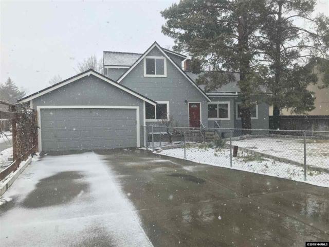 885 Cherry Ln, Reno, NV 89509 (MLS #180002283) :: Marshall Realty