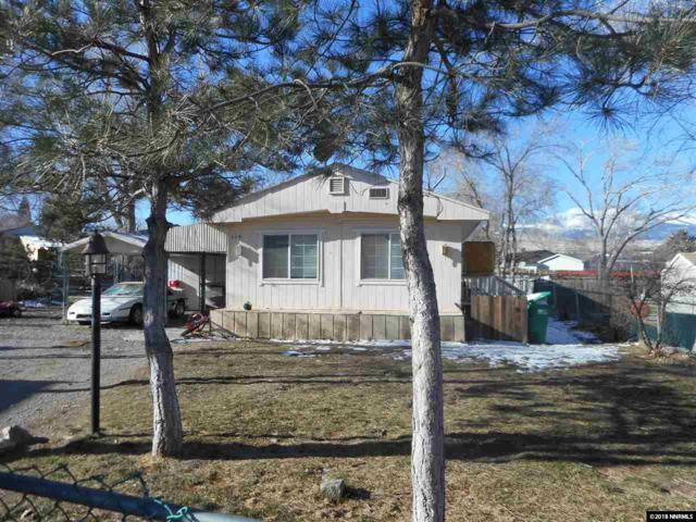 320 Scorpio Circle, Reno, NV 89521 (MLS #180002295) :: Marshall Realty