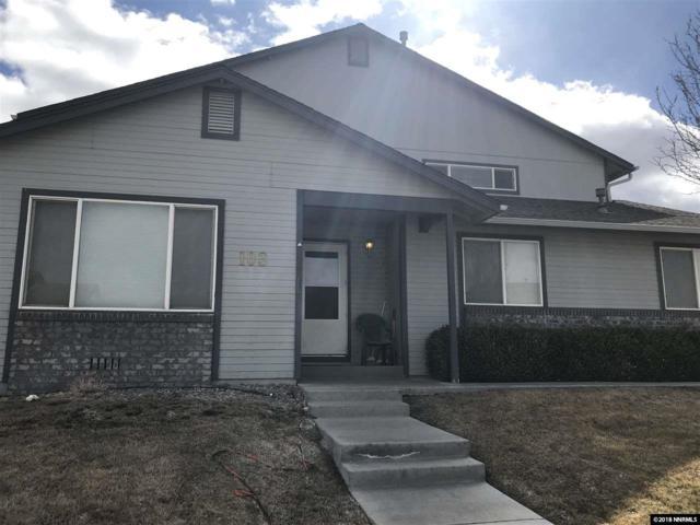 103 Palmer Ct, Dayton, NV 89403 (MLS #180002302) :: Marshall Realty
