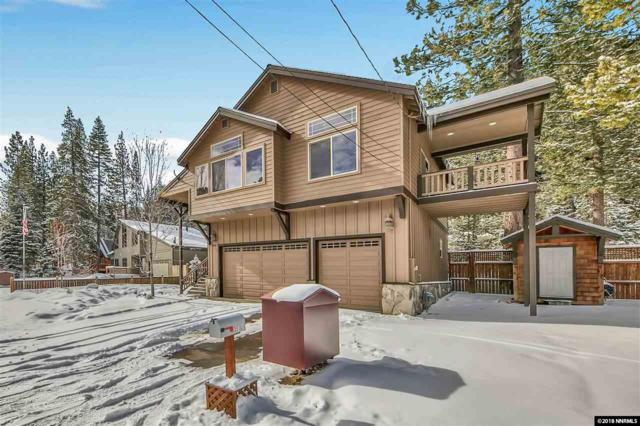 3516 South Upper Truckee Rd, South Lake Tahoe, CA 96150 (MLS #180002305) :: NVGemme Real Estate
