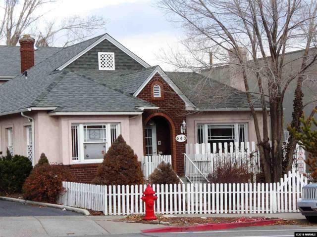 543 California Ave, Reno, NV 89509 (MLS #180002319) :: Joshua Fink Group