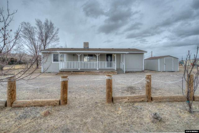 1450 Lake, Silver Springs, NV 89429 (MLS #180002359) :: Harcourts NV1
