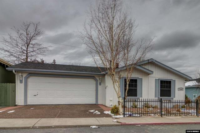 7590 S Claridge Pointe Parkway, Reno, NV 89506 (MLS #180002444) :: The Matt Carter Group   RE/MAX Realty Affiliates