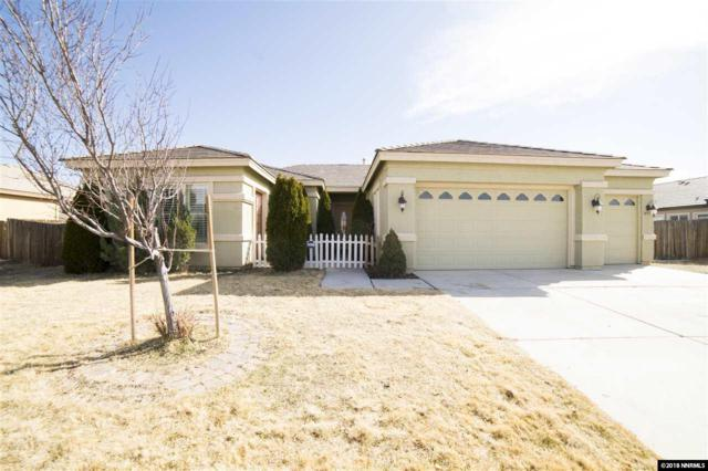 1433 River Park Pkwy, Dayton, NV 89403 (MLS #180002479) :: Harcourts NV1