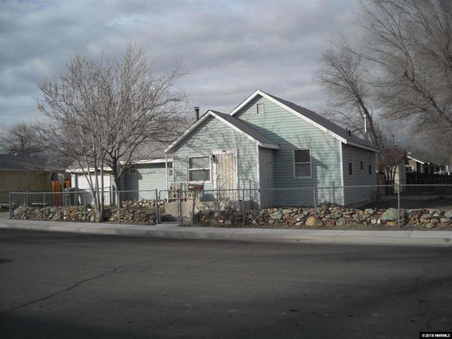 295 E Fairview St Nv, Fallon, NV 89406 (MLS #180002507) :: Harcourts NV1