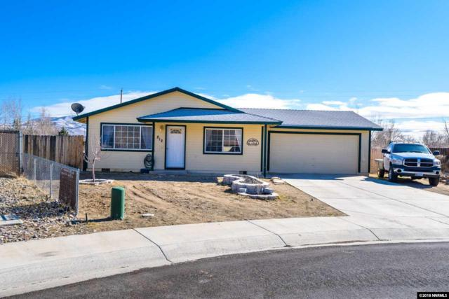 812 Brandy Court, Dayton, NV 89403 (MLS #180002649) :: Harcourts NV1