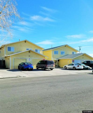 661, 681 Humboldt 661,669,677,681, Fallon, NV 89406 (MLS #180002681) :: NVGemme Real Estate