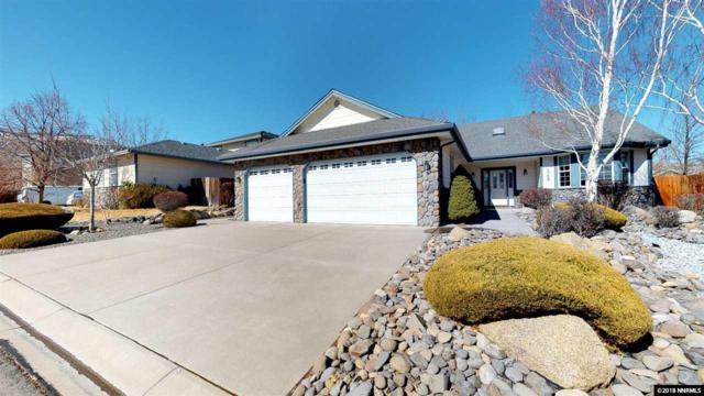 1756 Pinoak Lane, Carson City, NV 89703 (MLS #180002684) :: Harcourts NV1