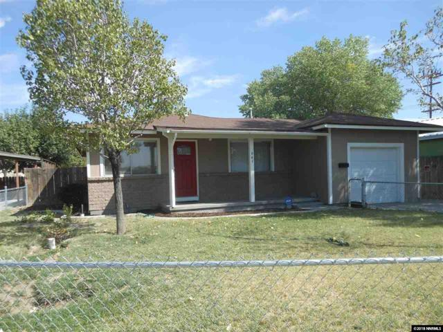 665 S Russell St, Fallon, NV 89406 (MLS #180002755) :: Harcourts NV1