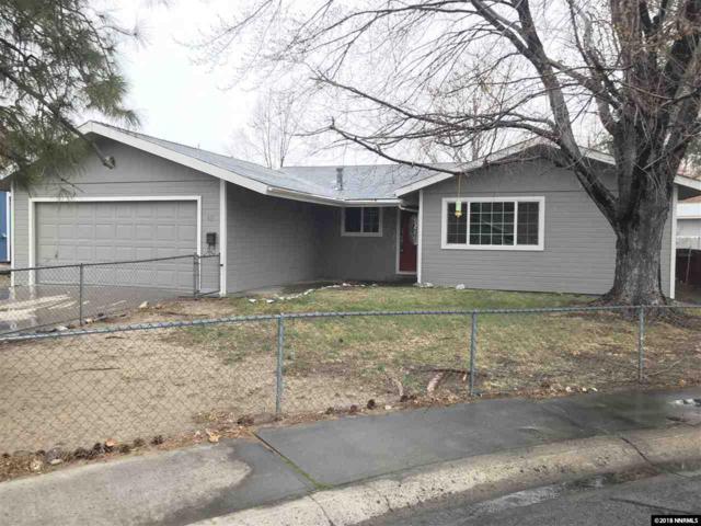 12 Arizona Cir, Carson City, NV 89701 (MLS #180002826) :: The Matt Carter Group | RE/MAX Realty Affiliates