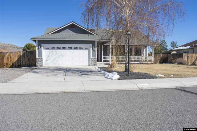 2891 Hot Springs Rd., Minden, NV 89423 (MLS #180002829) :: RE/MAX Realty Affiliates