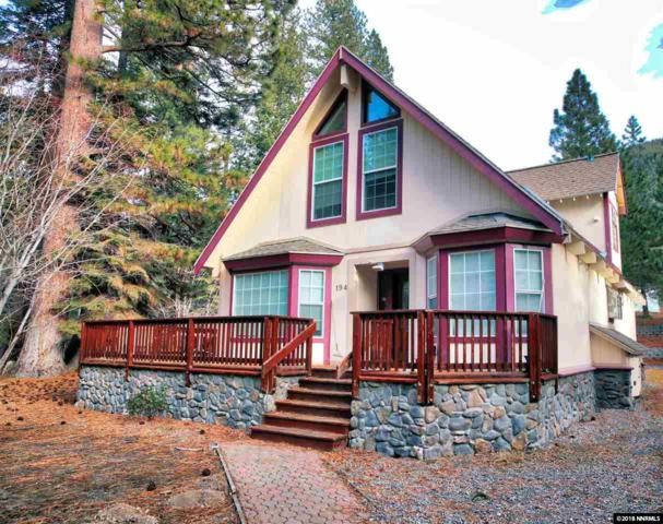 194 Tramway, Incline Village, NV 89451 (MLS #180002831) :: Marshall Realty