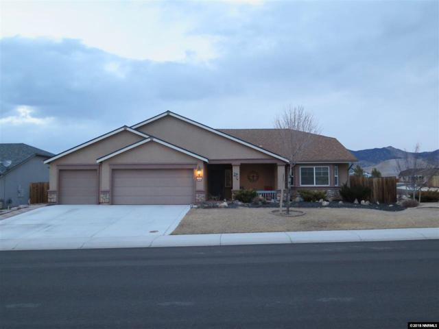 1124 Ferretto, Dayton, NV 89403 (MLS #180002836) :: Harcourts NV1