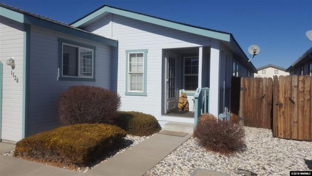 1128 Gambrel Dr, Carson City, NV 89701 (MLS #180002856) :: The Matt Carter Group | RE/MAX Realty Affiliates