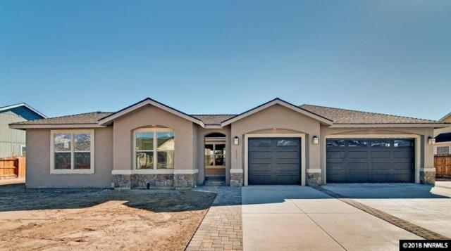 1114 Rocky Terrace Drive, Gardnerville, NV 89460 (MLS #180002881) :: RE/MAX Realty Affiliates