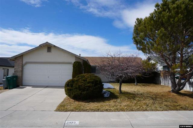 2472 Ravenshorn Drive, Carson City, NV 89706 (MLS #180002896) :: NVGemme Real Estate