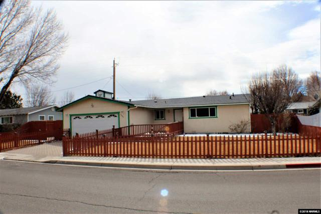 1337 Toiyabe Avenue, Gardnerville, NV 89410 (MLS #180002905) :: RE/MAX Realty Affiliates