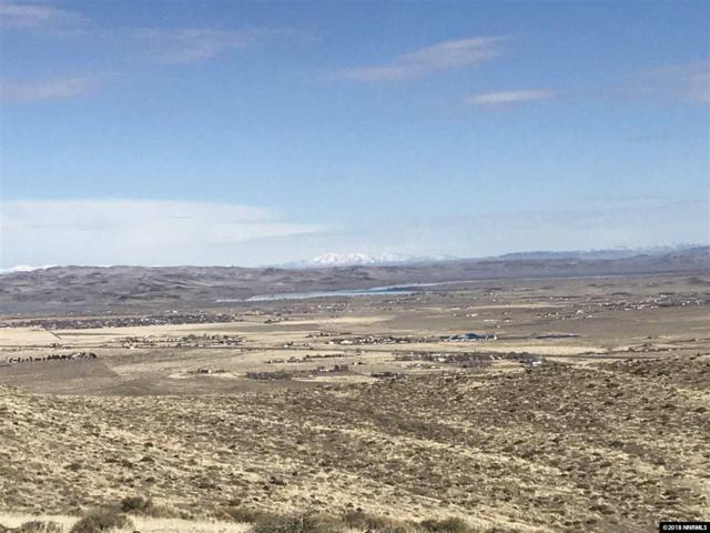 Hilltop Rd Parcel 9, Stagecoach, NV 89403 (MLS #180002943) :: NVGemme Real Estate