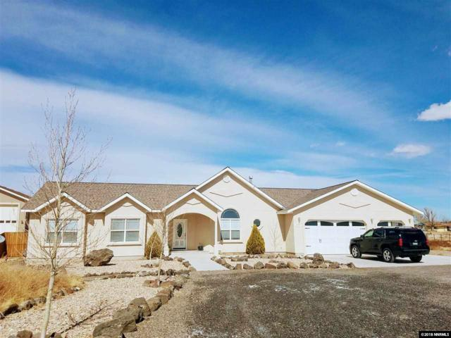 2737 Country Club Drive, Fallon, NV 89406 (MLS #180002978) :: NVGemme Real Estate