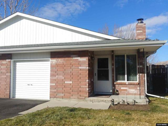 300 W Hampton Dr, Carson City, NV 89703 (MLS #180002983) :: Harcourts NV1