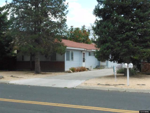 2200-2212 Idlewild Dr #4, Reno, NV 89509 (MLS #180002984) :: Harcourts NV1