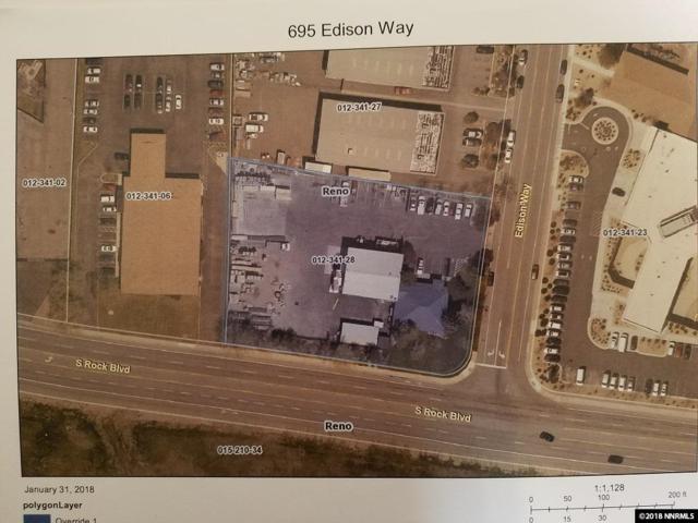 695 Edison Way, Reno, NV 89502 (MLS #180003003) :: Harcourts NV1