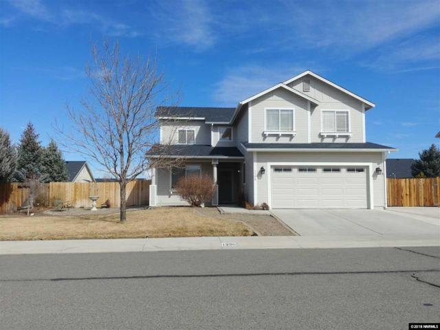 1380 Falstaff Ln, Gardnerville, NV 89410 (MLS #180003010) :: RE/MAX Realty Affiliates