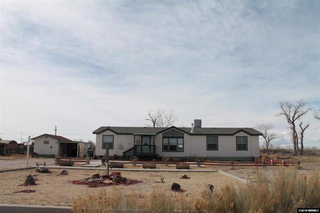 510 Thornbird Drive, Fallon, NV 89406 (MLS #180003022) :: NVGemme Real Estate