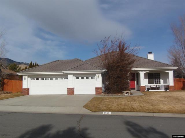 2566 Bedford, Carson City, NV 89703 (MLS #180003056) :: NVGemme Real Estate