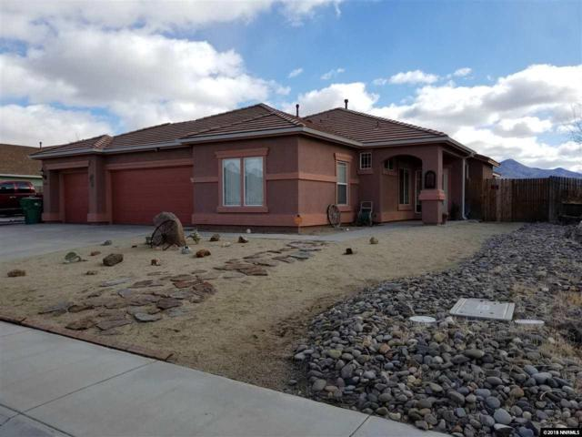 1003 Hickory Court, Dayton, NV 89403 (MLS #180003077) :: Harcourts NV1