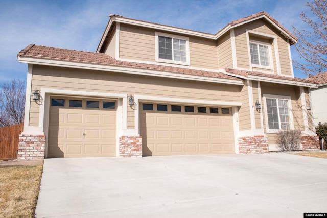 2300 Madrid Dr, Sparks, NV 89436 (MLS #180003102) :: Harpole Homes Nevada