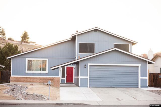 2206 Palmwood Drive, Sparks, NV 89434 (MLS #180003136) :: Harpole Homes Nevada