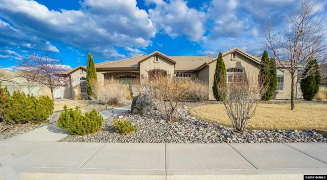 11940 Canyon Dawn Dr., Sparks, NV 89441 (MLS #180003137) :: Harcourts NV1