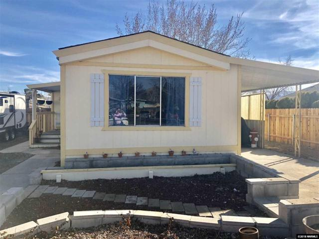 35 Bryan Circle, Carson City, NV 89706 (MLS #180003157) :: Joseph Wieczorek | Dickson Realty