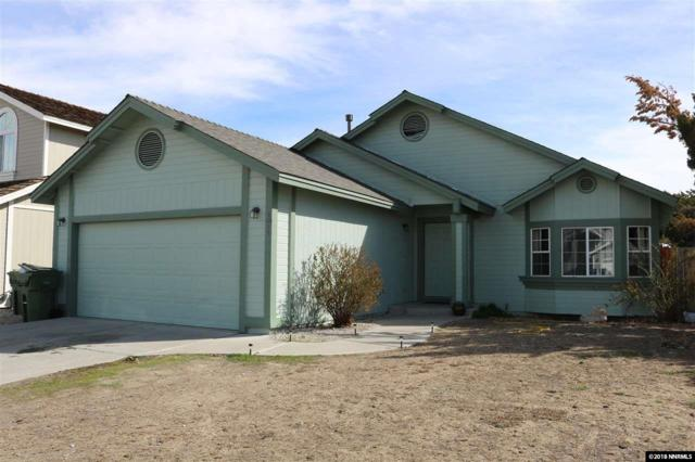 1017 Deena, Fallon, NV 89406 (MLS #180003162) :: NVGemme Real Estate