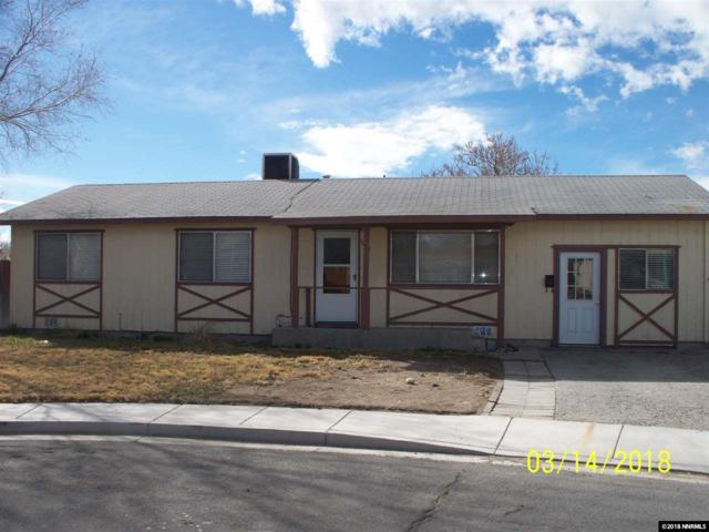 1021 Angela Ct, Fallon, NV 89406 (MLS #180003184) :: NVGemme Real Estate