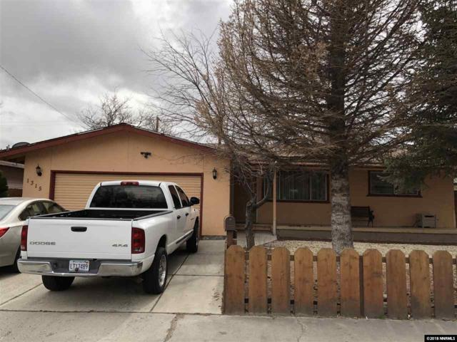1315 Goldfield, Carson City, NV 89701 (MLS #180003189) :: Marshall Realty