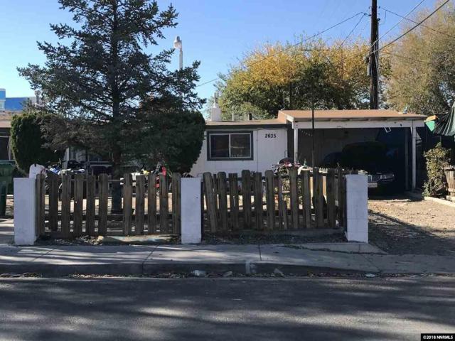 2635 Wrondel Way, Reno, NV 89502 (MLS #180003206) :: Harpole Homes Nevada