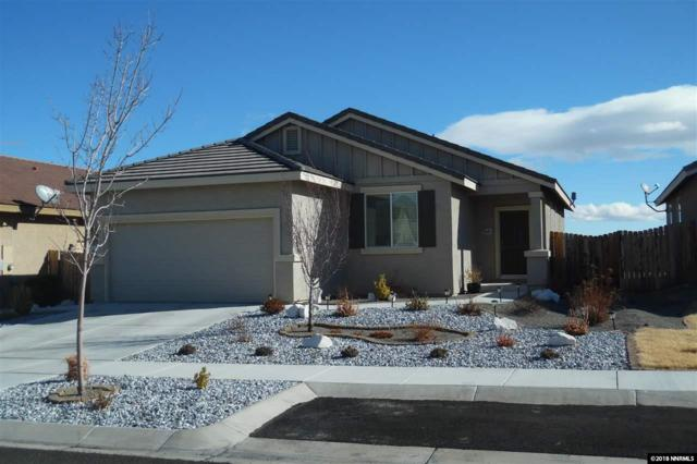 112 Catlin, Dayton, NV 89403 (MLS #180003212) :: RE/MAX Realty Affiliates